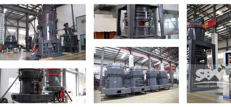 Dolomite Powder Milling Machinery