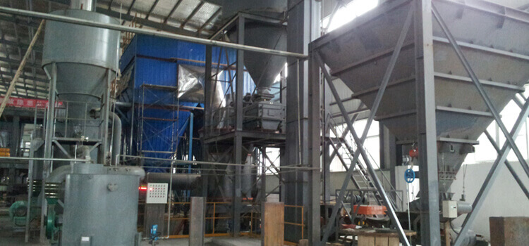 Granite Aggregate Grinding Machine